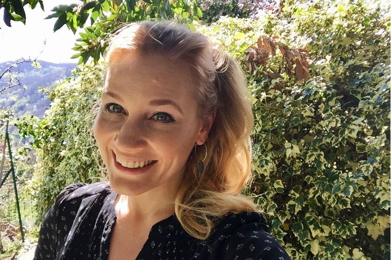 Astrid Rosenmay Jacobsen - traduttrice per siti web