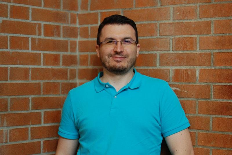 Matteo Greco - sviluppatore per siti web